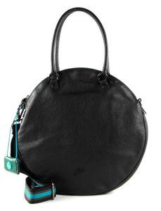 Gabs Ground Circle Handbag Black