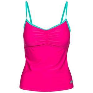 Trespass Damen Tankini Darcie TP4085 (XS) (Pink Lady)