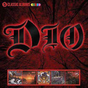 Dio - 5 Classic Albums -   - (CD / Titel: # 0-9)