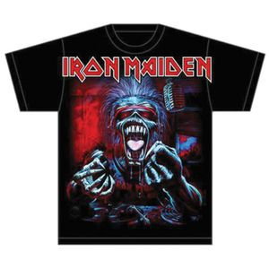 Iron Maiden A Real Dead One Mens T Shirt: Large