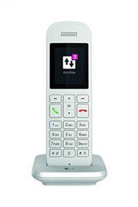 Telekom Speedphone 12 schwarz, Farbe:Weiß