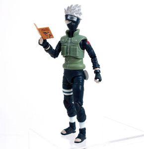 The Loyal Subjects Naruto Kakashi Hatake BST AXN Action Figur 13 cm TLSBANARKAKWB01