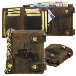 Greenburry Vintage Ketten Geldbörse 1796A-Truck-25