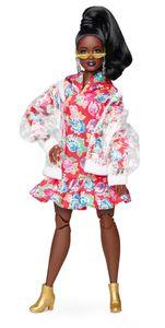 Barbie BMR1959, voll bewegliche kurvige Barbie Modepuppe, brnett