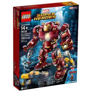 LEGO Marvel Super Heroes 76105 - Der Hulkbuster: Ultron Edition