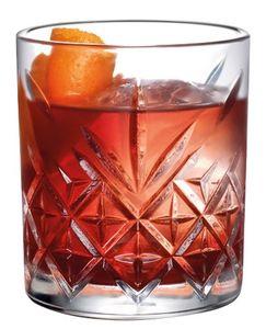 Pasabahce 52810 Timeless Whiskyglas, 210ml, Glas, transparent, 12 Stück