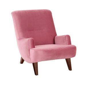 Max Winzer Brandford Sessel - Farbe: rosé - Maße: 71 cm x 101 cm x 80 cm; 2882-1100-2044206-F07
