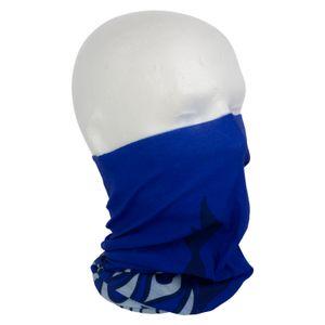 Multifunktionstuch Halstuch Schlauchschal Kopftuch Schal Gesichtstuch Stirnband Mütze Loop Motorrad Fahrrad Biker Maske Mundbedeckung Mundtuch Mundschutz Bandana - blaue Flammen