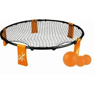 Sunflex XBall | Beachball Ballspiel Sportspiel Ballnetz Ball Outdoorspiel