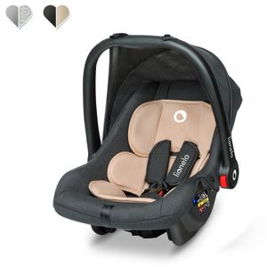 Lionelo Noa babyschale Kindersitz baby autositz Gruppe 0+ 0-13 kg Beige