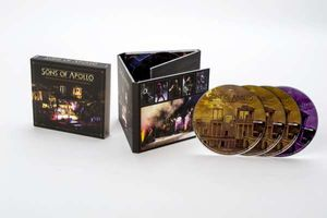 Live With The Plovdiv Psychotic Symphony (Special Edition) - Sons Of Apollo -   - (CD / Titel: H-P)