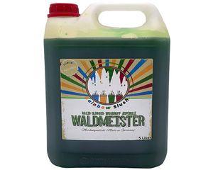 Rainbow Slush Sirup AZO FREI | Geschmack Waldmeister  | Konzentrat für Slushy Maker Eis Slushmaschinen Eismaschinen Getränke 1:5