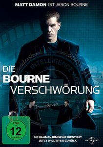 Die Bourne Verschwörung [DVD]
