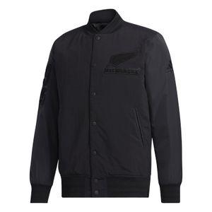 adidas Herren Sport-Jacke All Blacks JACKET schwarz, Größe:M