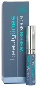 Beautylines Wimpern Serum 2.0 - Eyelash Wimpernserum Augenbrauen 3ml