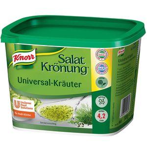 Knorr Salatkrönung Universal Kräuter feines klares Dressing 500g