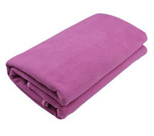 Yoga-Decke »Sudore« Die Yogadecke für Hot-Yoga, als Unterlage für Yogaübungen und zur Entspannung danach, 183 x 61 cm pink