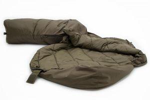 Carinthia TROPEN Sommer Schlafsack mit Mosquito-Netz olive M (185cm)