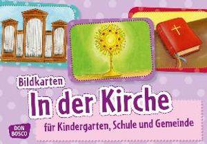 Bildkarten In der Kirche