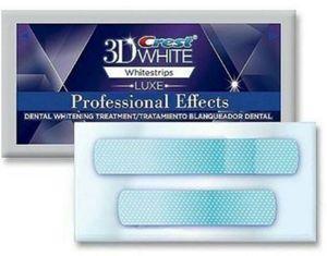 Crest 3D White Whitestrips professioneller Effekt 20 Tage-