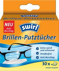 swirl Brillen Putztücher 30er Großpackung