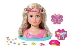 Zapf Creation BABY born® Sister Styling Head 824788