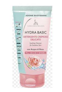 CLINIANS Hydra Basic Reinigungslotion empfindliche Haut mit Rosenwasser 150ml