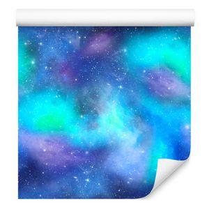 10m VLIES TAPETE Rolle Kinderzimmer Kosmos Galaxie Sterne Weltall Magie XXL