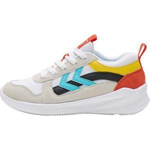 Hummel Bounce JR Sneaker Mehrfarbig - Jungen, Größe:35