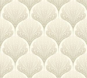 A.S. Création Vliestapete Palila Tapete beige creme weiß 10,05 m x 0,53 m 363103 36310-3