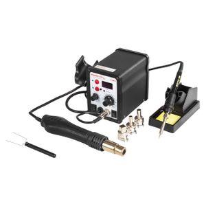 Stamos Welding Digitale Lötstation - 60 Watt - LED-Display - Basic