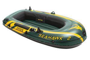 Schlauchboot Seahawk 2 Größe 236x114x41cm Kapazität bis 200kg