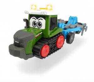Dickie Toys 203815003 Happy Fendt Traktor mit Pflug ab ab 1 Jahr
