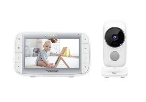 Motorola MBP485-Babyphone - 5-Zoll-Farbdisplay - Talkback-Funktion