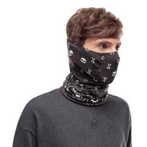 BUFF Filter Tube Gesichtsmaske Schlauchschal m-cashmere black M/L