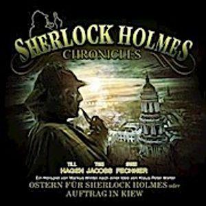 Sherlock Holmes Chronicles - Oster Special 2: Ostern für Sherlock Holmes, 1 Audio-CD