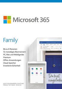 Microsoft 365 Family FPP