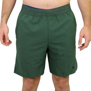 Nike Pro Flex Shorts Herren Dunkelgrün (CJ1957 337) Größe: M
