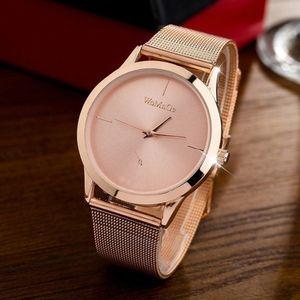 Weibliche Uhren Frauen Luxus Quarzuhr Edelstahl Kleid Uhren Weihnachtsgeschenk Dame Uhren Eleganz Armbanduhren
