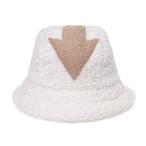 Lämmer Wolle Eimer Hut für Mädchen Männer Winter Angeln Camping Outdoor Gartenarbeit panama hüte gorras Farbe Kamel