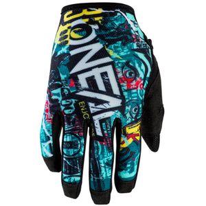 O'NEAL Unisex Handschuhe Mayhem Savage, Türkis , M