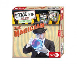 Noris Spiele 606101798 Escape Room Das Spiel The Magician Erweiterung