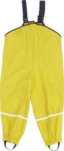 Playshoes Regenlatzhose gelb, Größe: 86