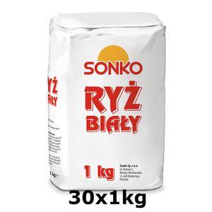 GroßhandelPL Sonko langkörniger weißer Reis 30x1kg