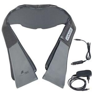 Schulter Massagegerät Elektrisch für Nacken und Rücken mit Wärmefunktion  Einstellbaren Geschwindigkeiten für Haus Büro Auto 10568