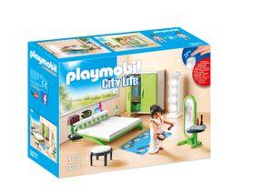 PLAYMOBIL City Life 9271 Schlafzimmer