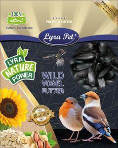 25 kg Lyra Pet® Sonnenblumenkerne schwarz HK Deutschland