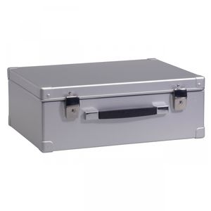 ZARGES Alu-Case K410,28l,IM: 470x350x170mm 40766