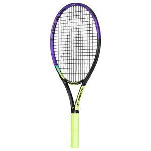 HEAD Kinder Tennisschläger IG Gravity Jr. 25 - SC bespannt mit Coverbag / 00