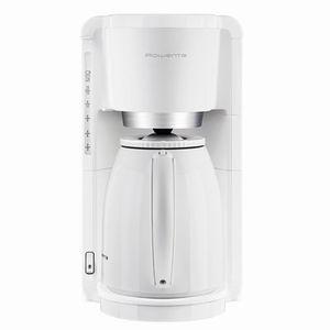 Rowenta CT3801 Thermo-Kaffeemaschine Adiogo weiß